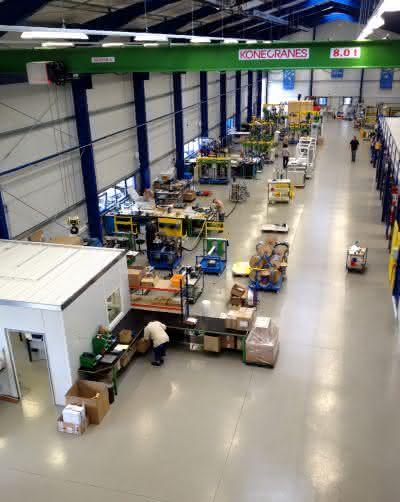 Märkte + Unternehmen: Michelstadt: Tartler nimmt neues Werk in Betrieb