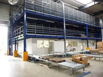 Verbesserungsprozesse - konsequent auch im Materialfluss umgesetzt: Kaizen - Made in Germany