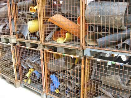 Großmühle in Recycling-Prozess bei Tönsmeier integriert: Mehr Durchsatz mit weniger Energie
