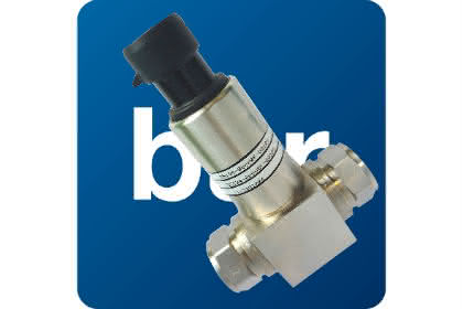 Labortechnik: Robuster Differenzdruckaufnehmer
