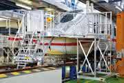 Arbeitsbühnen: Innovative Wartungstechnik trifft auf Superzug