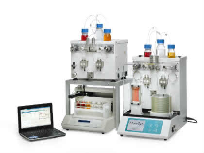 Labortechnik: Durchflussreaktorsysteme