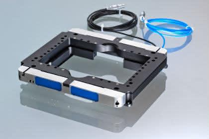 : Z-Achsen-Hubtisch für die Mikroskopie