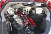 Mobilität ist Lebensqualität für Behinderte: Automatische Verladung von Rollstühlen: Keine Barriere für den Rollstuhl