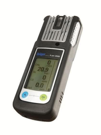 Mehrgasmessgerät: Misst Gase und Dämpfe