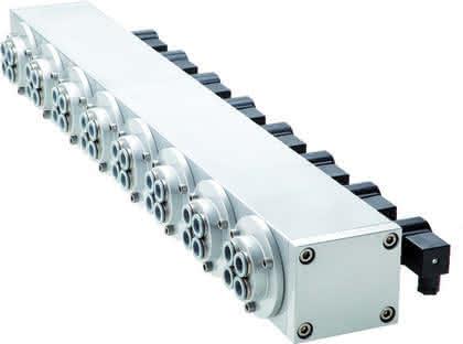 Filterreinigungssystem: Modular und kompakt