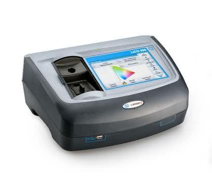 Spektral-Farbmessgerät: Für klare Flüssigkeiten