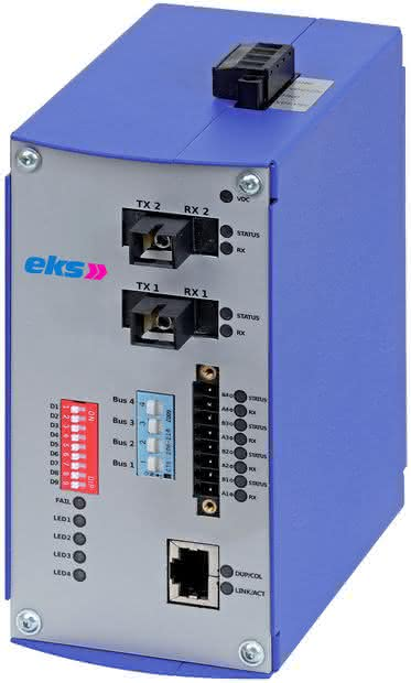 Profibus-Management: Zentrales Management