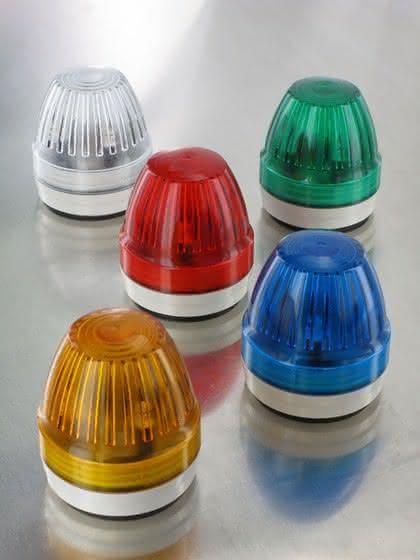 Signalleuchten: Kompakte Leuchten