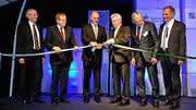 News: Eröffnung des Zentrums für Leichtbauproduktionstechnologie ZLP