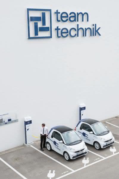 E-Mobility: Elektroantriebe in Großserie produzieren