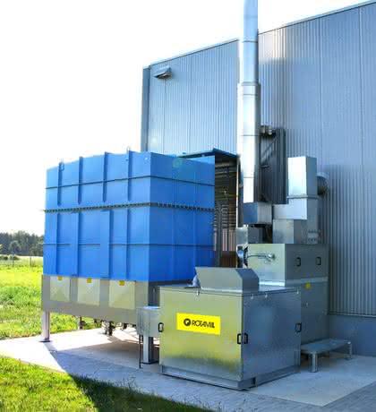 Abluftreinigungsanlagen: Effizienzpotenziel ausschöpfen