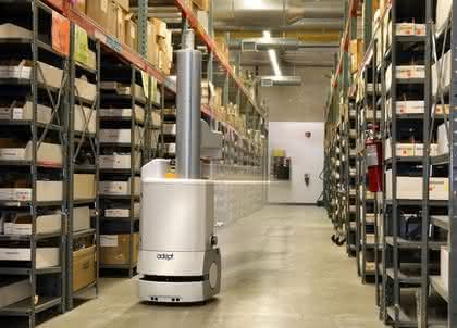 Mobile Roboterplattformen: Eine starke Flotte