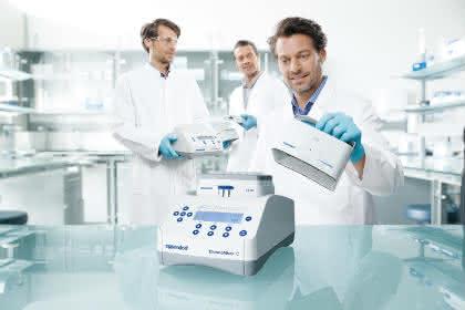 Labortechnik: Mischen und temperieren