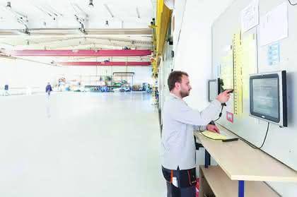 Produktionssysteme: Mit MES den  Überblick behalten