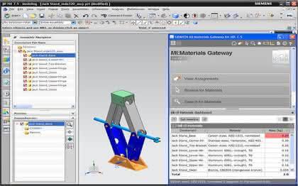 Produktionssysteme: Granta kooperiert mit Siemens PLM Software