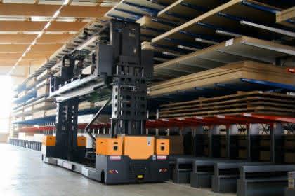30 Prozent Produktivitätssteigerung durch neues Logistiksystem: Ein logistischer Quantensprung