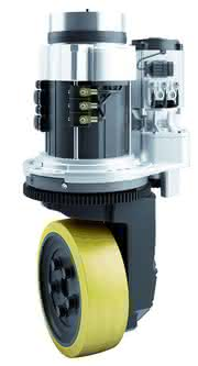 Bevel gear wheel of the latest generation with high power density: For electrical field-hauling