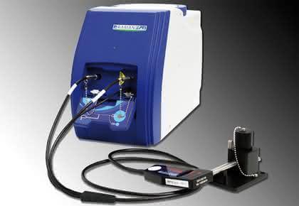 Raman-Spektrometer i-Raman Plus: Für den mobilen Einsatz