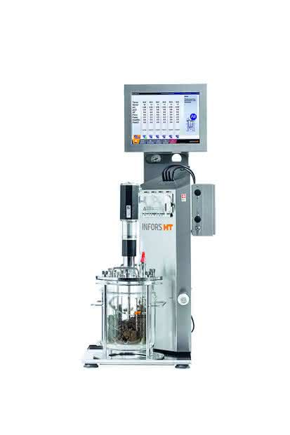 Simultane Hydrolyse und Fermentation: In einem Bioreaktor
