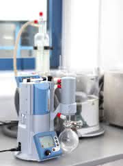 Chemiepumpstand PC3001 VARIOpro: Mit konstant hoher Verdampfungsrate