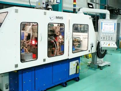 Linear- und Rundtaktsysteme für die Hybridtechnik: MMS zieht um und erweitert