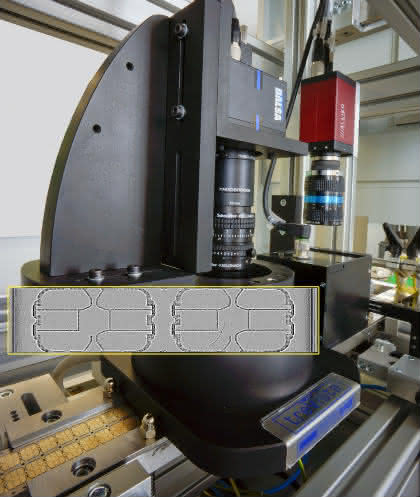 Materialprüfung: Mikrodefekte schnell und eindeutig detektieren