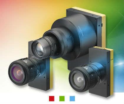Material- und Werkstoffprüfung: RGB Zeilenkameras - schnell und hochauflösend