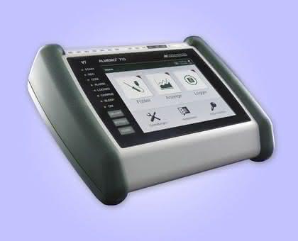Touchscreen-Datenlogger: Für universellen Einsatz