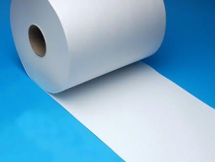 Keramikpapier: Schneeweiße Leichtigkeit