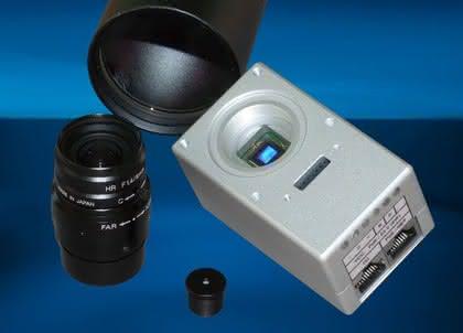 Kamera: Modulport integriert