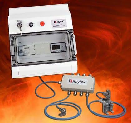 Berührungsloses Temperaturmesssystem: Kontinuierliche  Anlagenüberwachung