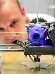 News: Rapidtech 2013 - Lösungen für Luftfahrt, Medizin und andere Branchen
