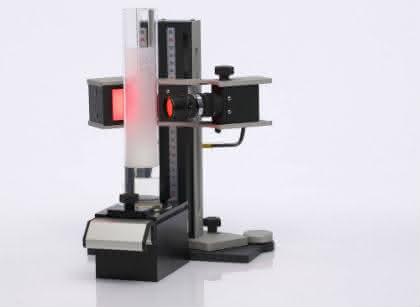 Analyseninstrumente: Optische Schaumstrukturanalyse