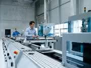 Transfer Factory: Festo: Lernen mit der Automation