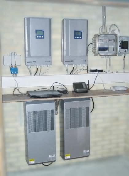 Einspeiseumrichter: Direkte Ansteuerung