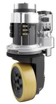 Kegelradgetriebemotoren: Für Flurförderzeuge