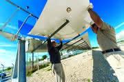 Solarkraftwerk: Schlüsselfertig