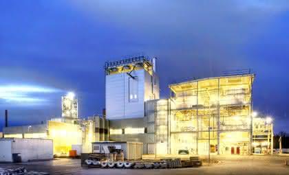 Hochdruck-Flugstromvergaser: Kraftstoff aus Stroh