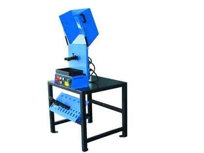Schlauchschälmaschine: Schneller umgerüstet