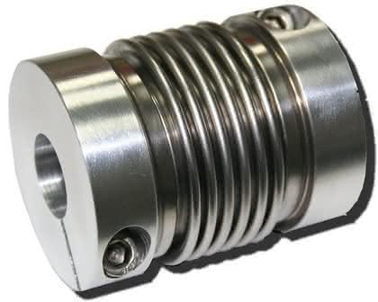 Metallbalgkupplungen: Torsionssteif übertragen