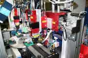 Automatisierte Handhabung in der Sintermetalltechnik: Kombi-Handling für Großserie