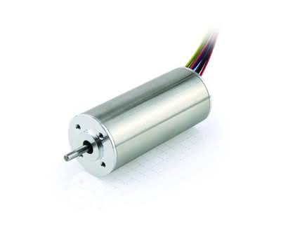 Slotless BLDC-Motoren: Eisenverluste entfallen