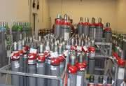 News: Kürzere Lieferzeiten bei Eich- und Kalibriergasen für Prozesschromatographen