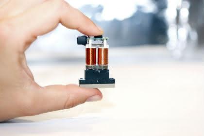 Antriebsdesign für Magnetventile: Kompakte Ventile mit großem Durchfluss und hoher Leistungsdichte