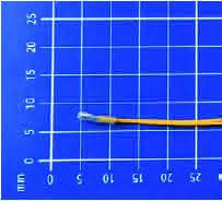 Kundenspezifische Temperaturmessung: Winzige Sensoren