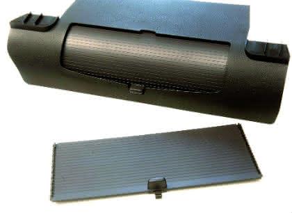 Werkzeugbeschichtung für Hart-Weich-Bauteile im Fahrzeugbau: Fließlinien beseitigen am 2K-Bauteil