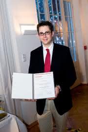 News: Halbleiterlaserquellen: Adolf-Messer-Preis für Physiker Stefan Breuer