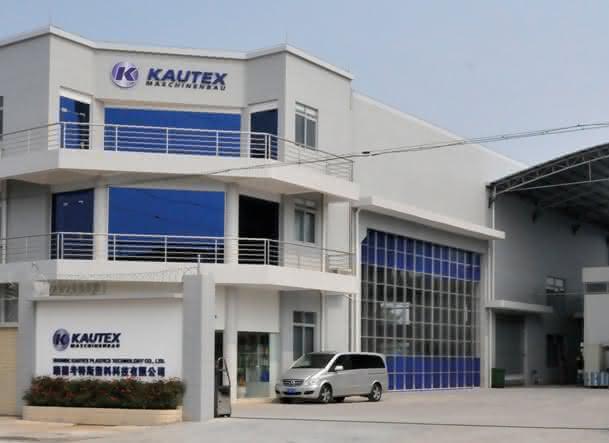 News: Kautex Maschinenbau mit neuem Werk in China