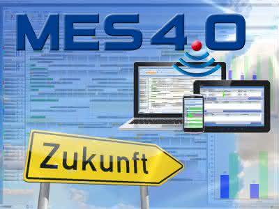 Manufacturing Execution Systeme: MES 4.0 unterstützt Industrie 4.0